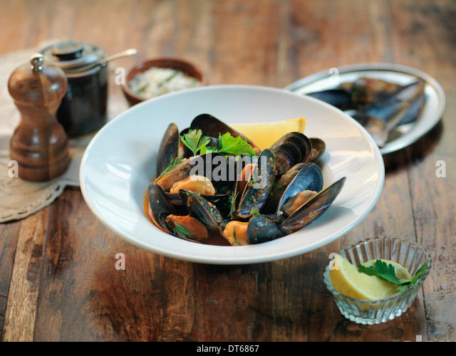 Tomato Mussels Stock Photos & Tomato Mussels Stock Images - Alamy