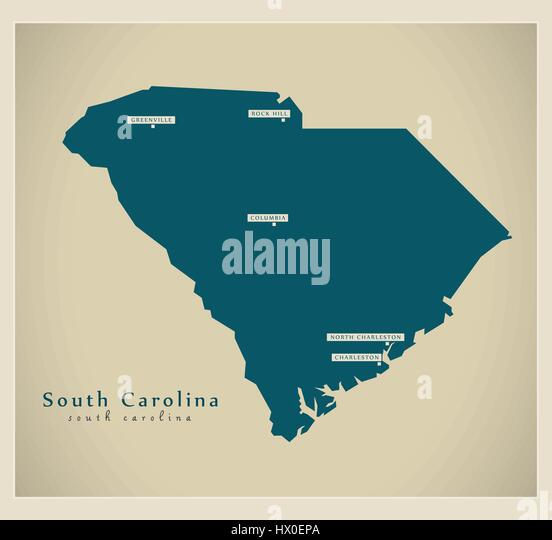 an analysis of the geography of south carolina South carolina - cultural life: south carolina has been home to an array of noteworthy individuals and styles in the literary, visual, and performing arts william gilmore simms was the most successful and prolific writer of the antebellum south.