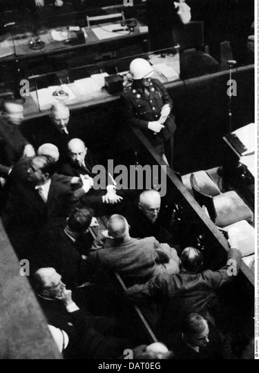 nuremberg trial justice Imperfect justice at nuremberg and tokyo 1089 this is a shame because those inclined towards scepticism have much to tell us about the trial and the legal.