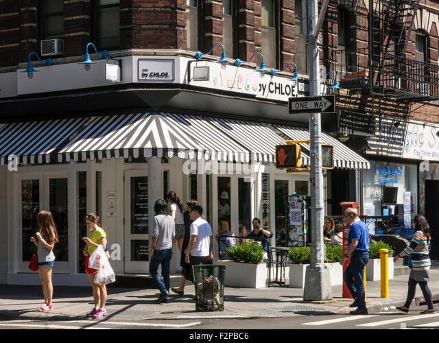 Vegan Restaurant Park Avenue New York
