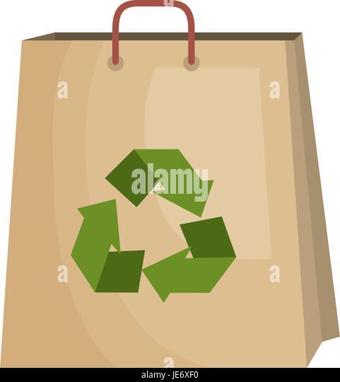 Cloth Shopping Bag Stock Photos & Cloth Shopping Bag Stock