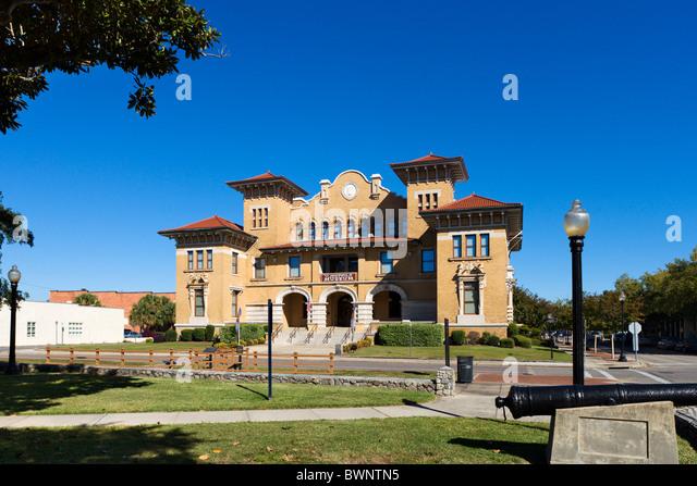 Historic downtown pensacola florida usa stock photos for Architectural concepts pensacola florida