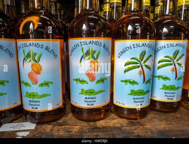Virgin Islands Rum Cake