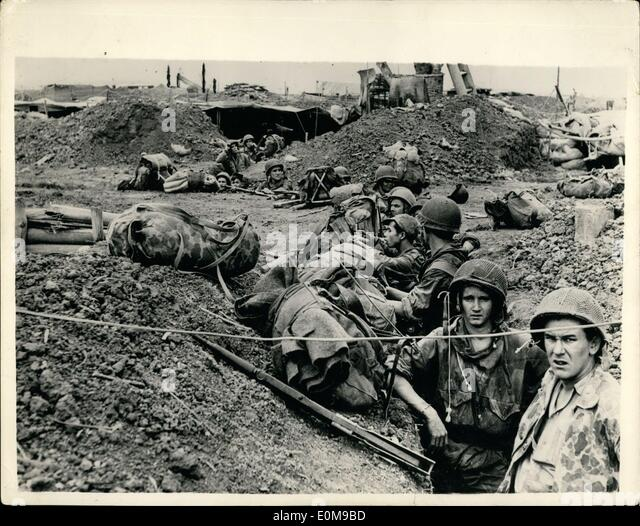 Dien Bien Phu Battle 1954 Stock Photos & Dien Bien Phu Battle 1954 ...