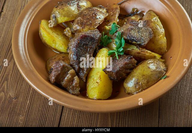 Kleftiko Stock Photos & Kleftiko Stock Images - Alamy