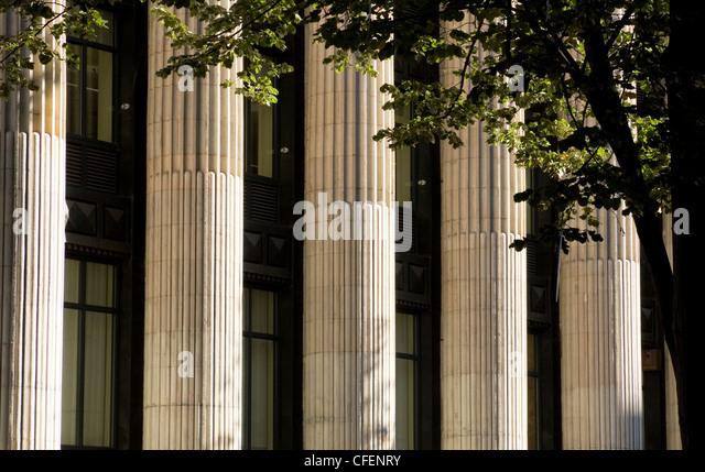 Modern Architecture Column