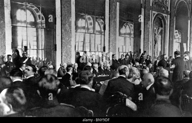"the treaty of versailles related to Closely related to the ""crippling and punitive"" war reparations myth is the the real failures of the treaty first, the treaty of versailles was not tough."