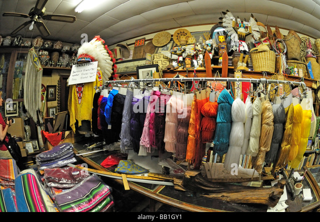 Mohawk clothing store