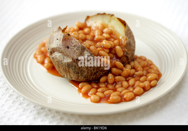 how to cook beans and potatoes