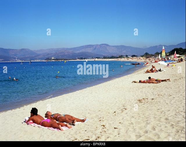 Corsica South Beaches