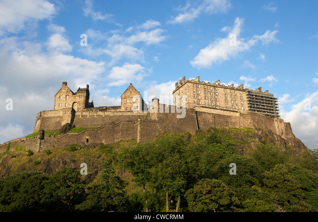 stock edinburgh castle - photo #34