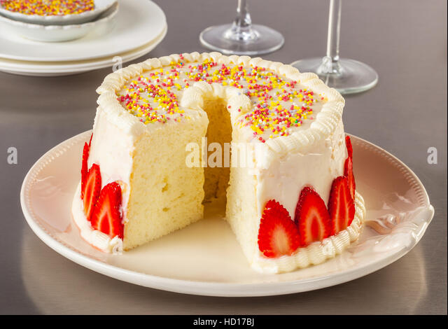 Angel Food Cake Cooling Stand