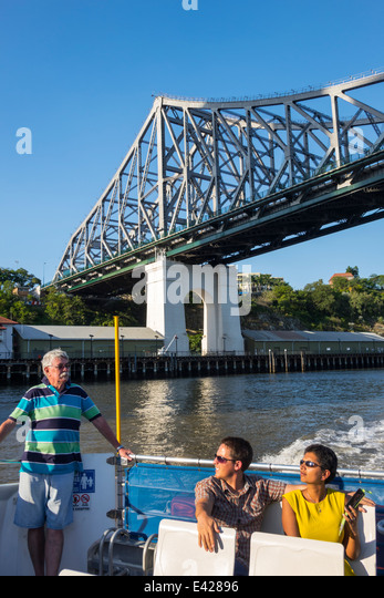 Bribie Island To Fortitude Valley Station