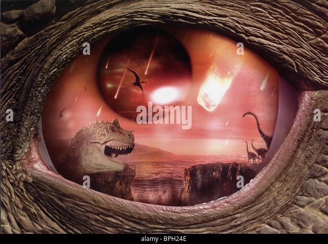 Movie Posters 2000: Dinosaur Film Still Stock Photos & Dinosaur Film Still