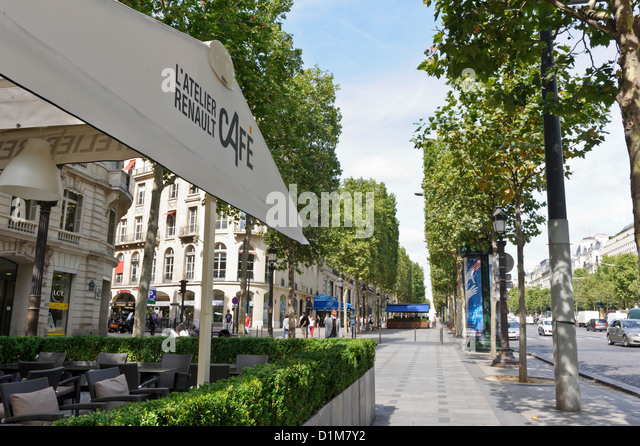 Le George V Caf Ef Bf Bd  Avenue George V  Paris