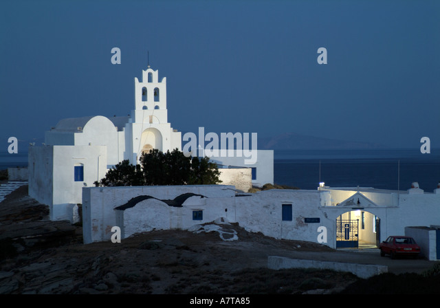 Sifnos Monastery Stock Photos & Sifnos Monastery Stock ...