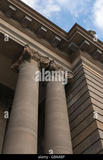 ionic columns and dentil - photo #48