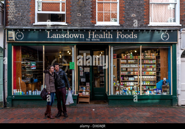 Covent Garden Market Health Food Store