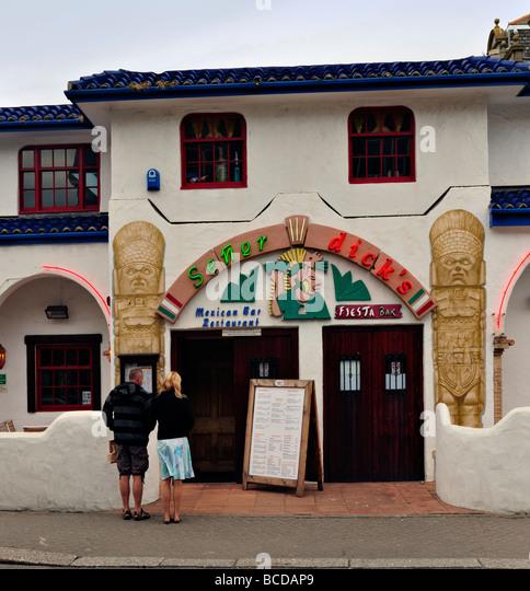 Mexican Restaurant Cornwall