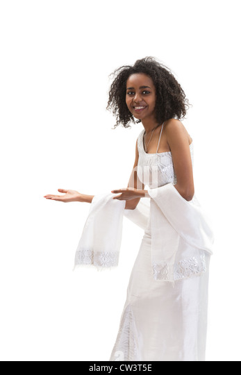 Ethiopian Traditional Dress for Church
