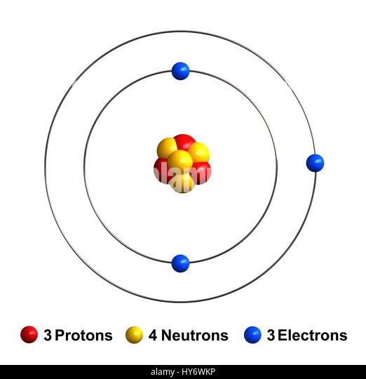 Protons Neutrons Stock Photos Amp Protons Neutrons Stock