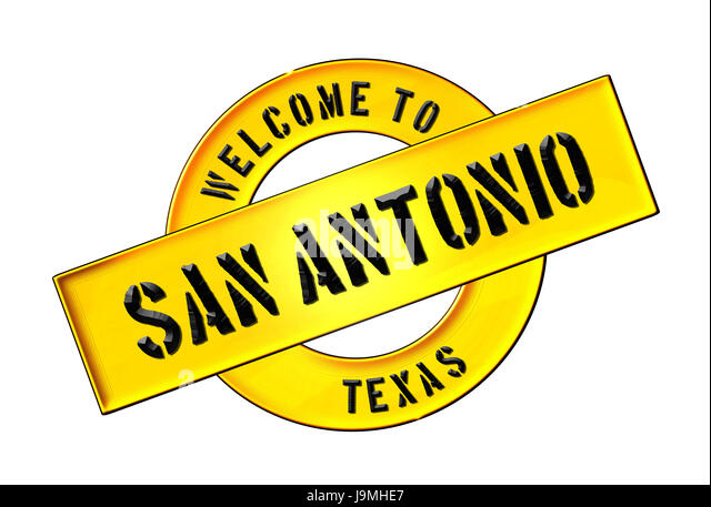 San Antonio Cut Out Stock Images Pictures Alamy