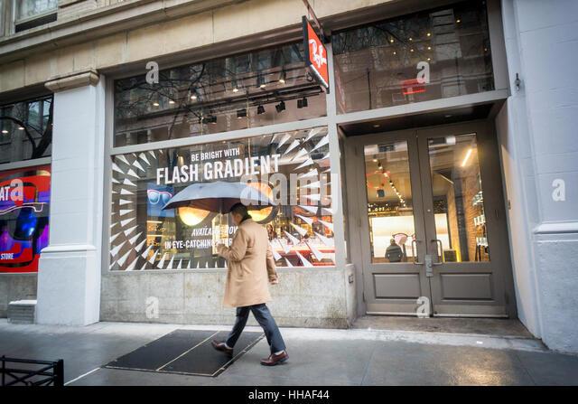 039da32dde062 Oakley Store In Milan Italy. Luxottica Stock Photos   Luxottica Stock  Images - Alamy Oakley opens its first mono-brand concept ...