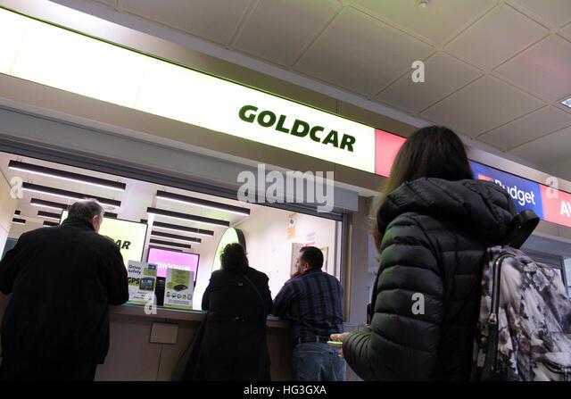 Gold Car Hire Majorca Palma Airport