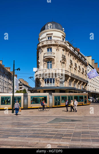 Orleans france cityscape stock photos orleans france for Loiret orleans