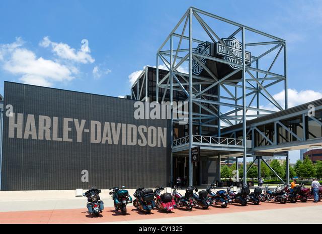 harley davidson motorcycles stock photos & harley davidson
