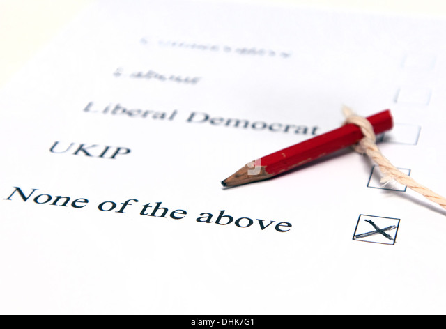 Political Apathy Amongst Youths Essay