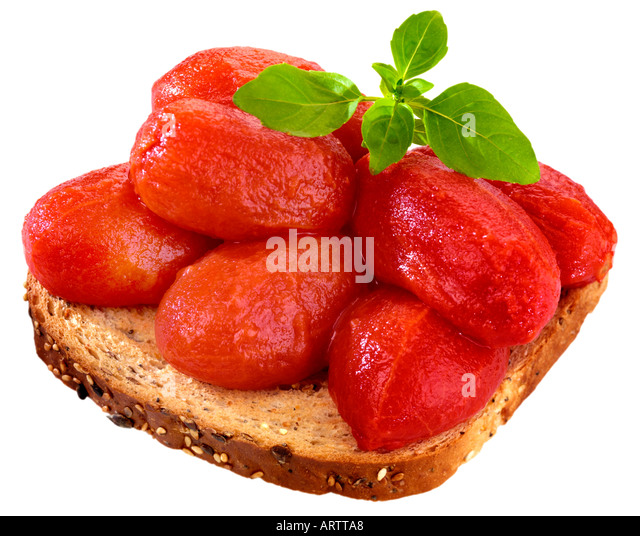 Tomatoes On Toast Stock Photos & Tomatoes On Toast Stock ...