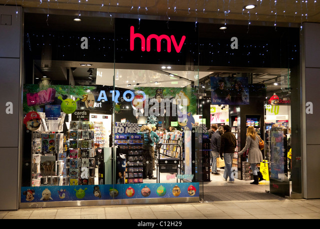 hmv market report This report proposes a new marketing plan for hmv canada and incorporates proposals on new profit streams detailed examination of the marketing.