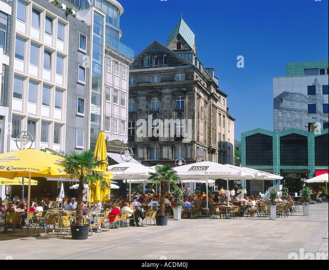 dortmund city centre stock photos dortmund city centre stock images alamy. Black Bedroom Furniture Sets. Home Design Ideas
