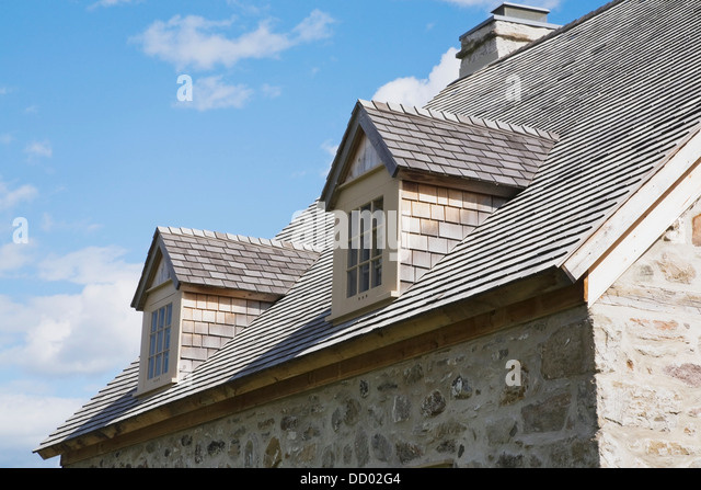 Dormer Cottage Stock Photos Dormer Cottage Stock Images