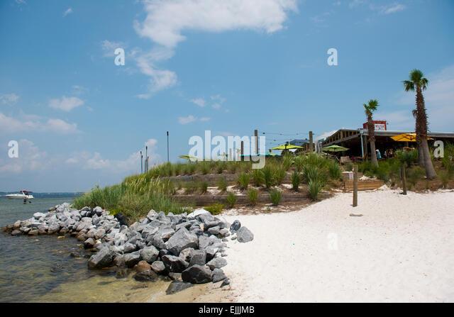 Pensacola beach florida stock photos pensacola beach for Red fish blue fish pensacola
