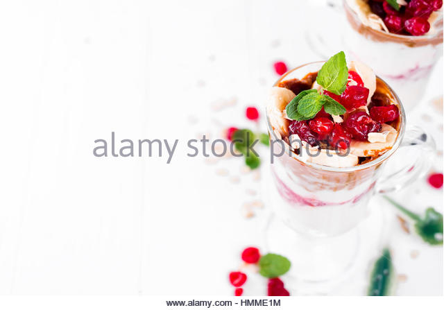 trifle berries stock photos trifle berries stock images