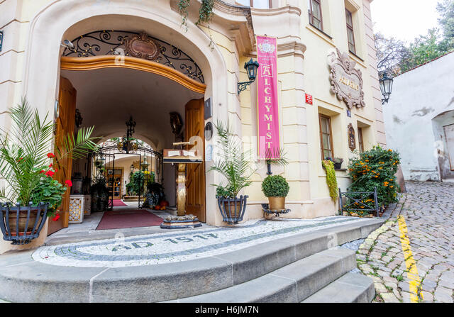 Mala strana stock photos mala strana stock images alamy for Hotel mala strana prague