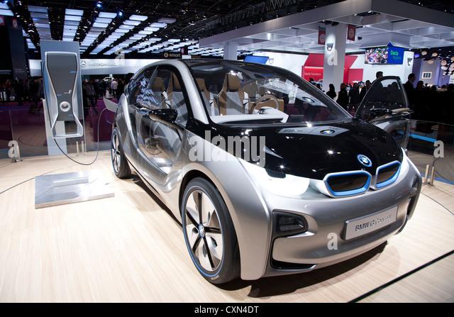 Bmw I3 Electric Car Stock Photos Amp Bmw I3 Electric Car
