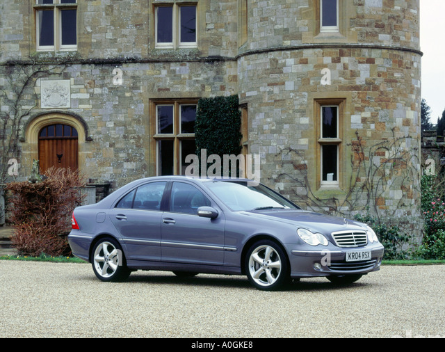 Kompressor stock photos kompressor stock images alamy for Mercedes benz c230 2008