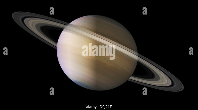 digital images of saturn the planet - photo #14