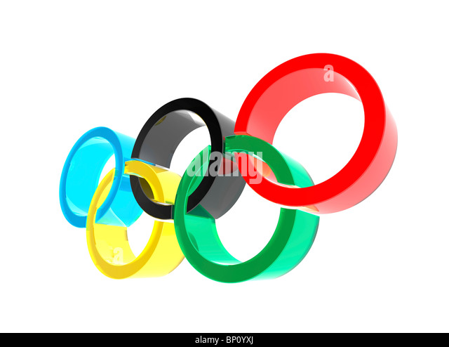Olympic Rings Cut Out Stock Photos & Olympic Rings Cut Out Stock ...