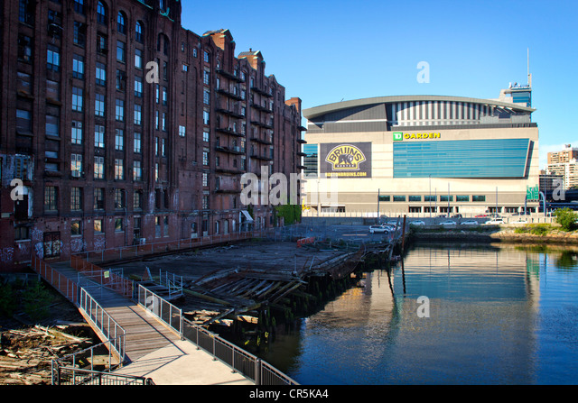Td Garden Boston Stock Photos Td Garden Boston Stock Images Alamy