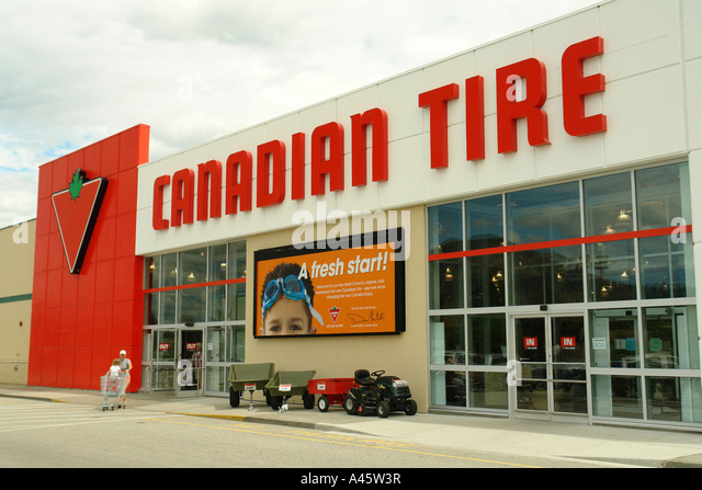 Canadian tire stock options
