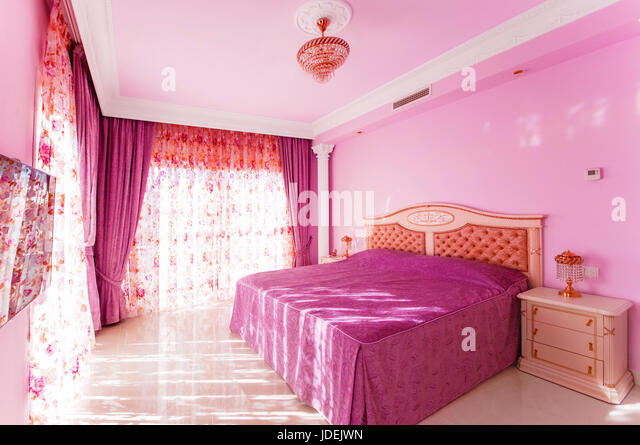 bright bedroom curtains large bedroom red curtains stock photos large bedroom red