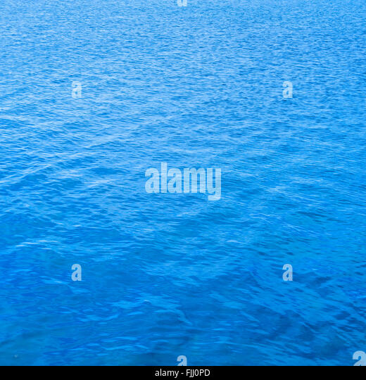 Blue Water Surface Calm River Stock Photos & Blue Water ...