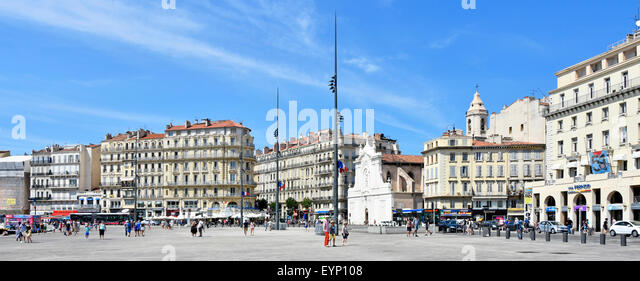 Marseille city centre stock photos marseille city centre - Promenade bateau marseille vieux port ...