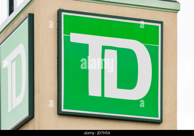Td Bank Canada Stock Photos Td Bank Canada Stock Images Alamy