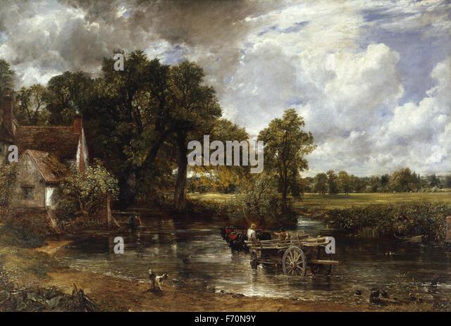 John Constable The Haywain John Constable The Hay...