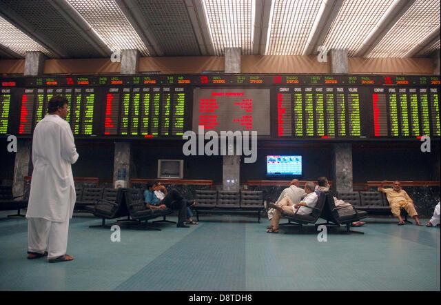 Karachi open market forex
